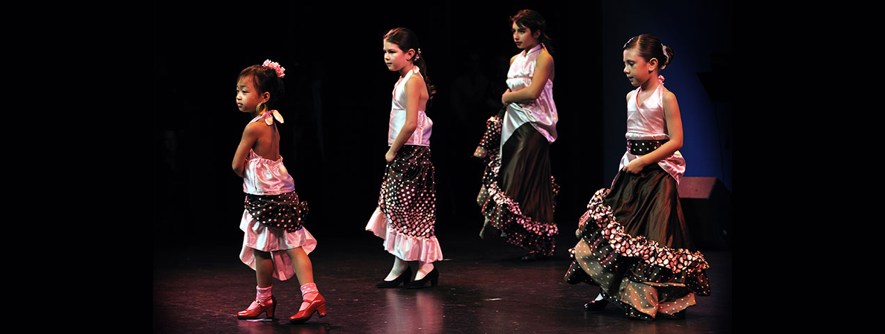 Mozaico Flamenco Children Cyrena